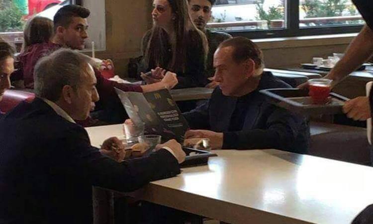 Silvio al Mc