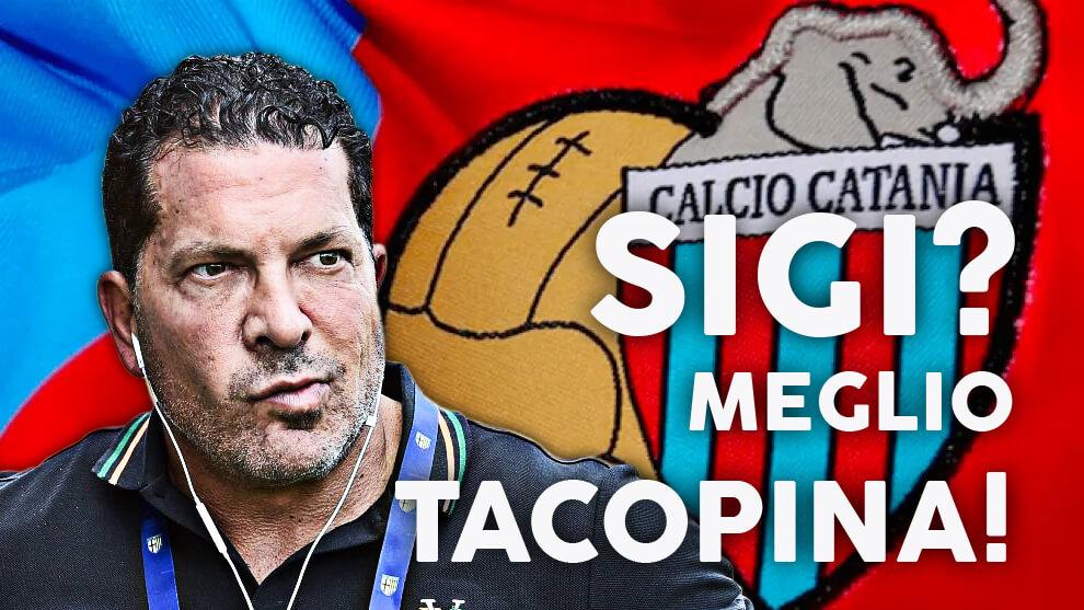SIGI? Meglio Tacopina.