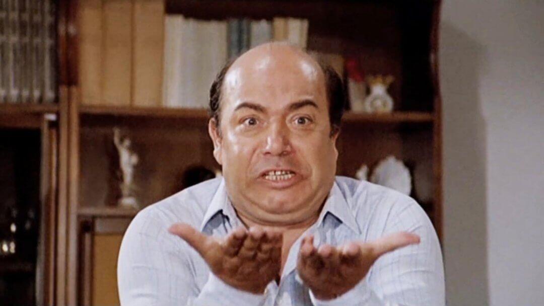 Lino Banfi e lo spot TIM censurato
